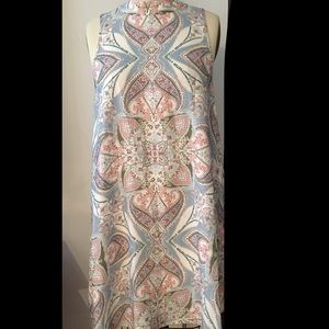 Nicole Miller printed Dress
